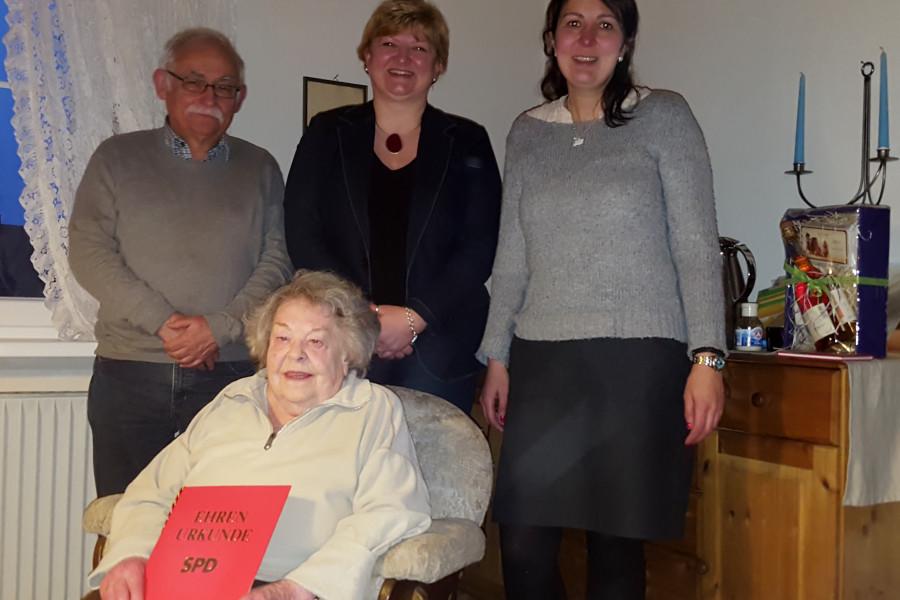 70 Jahre in der SPD