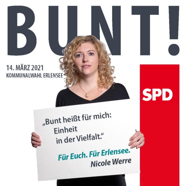 Nicole Werre Bunt