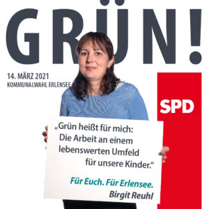 Birgit Reuhl Grün