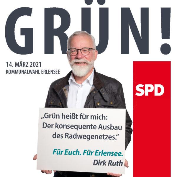 Dirk Ruth Grün
