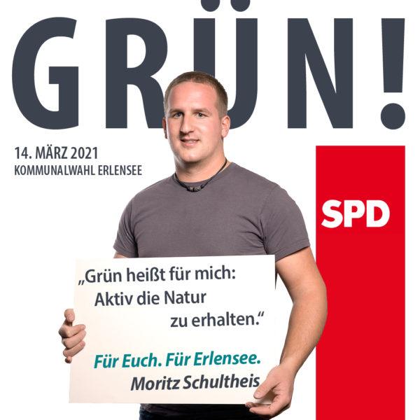 Moritz Schultheis Grün