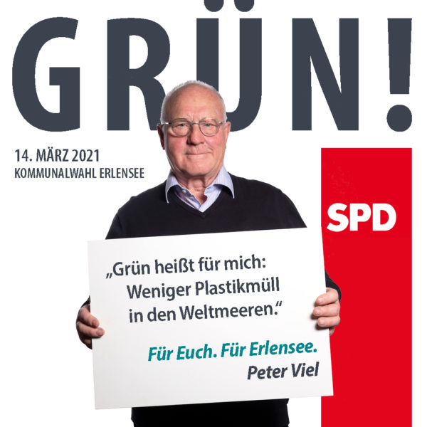 Peter Viel Grün