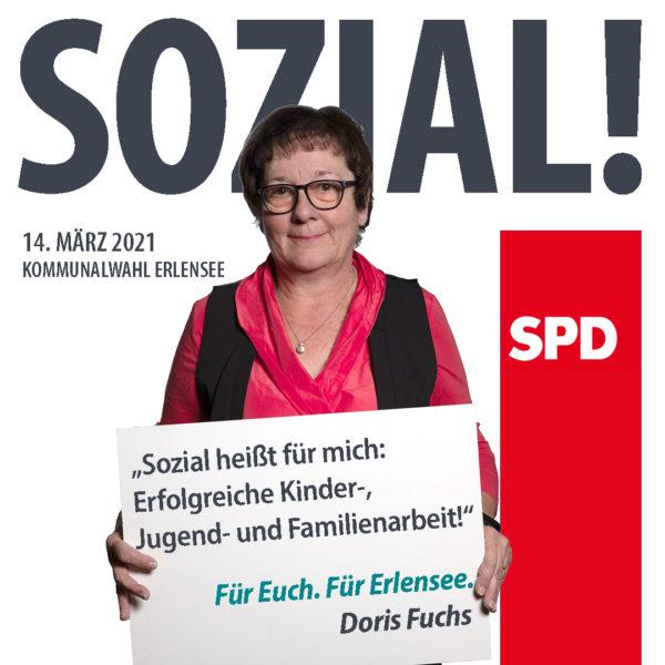 Doris Fuchs Sozial