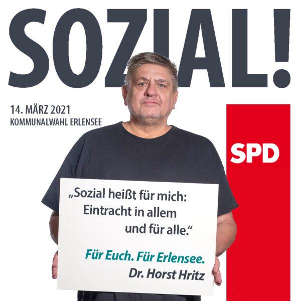 Horst Hritz Sozial