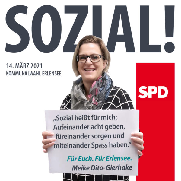 Meike Dito-Gierhake Sozial