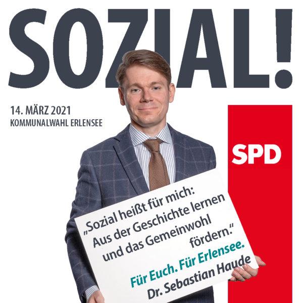 Sebastian Haude Sozial