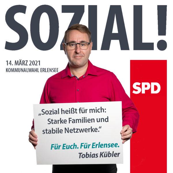 Tobias Kübler Sozial