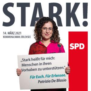 Patrizia De Blasio Stark